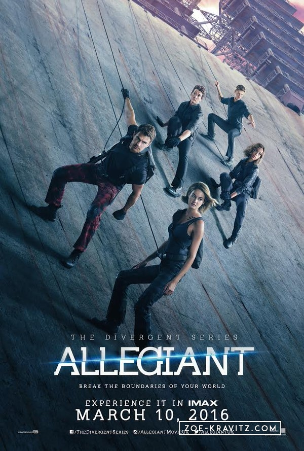 "Updates : New ""Allegiant"" Photos !"
