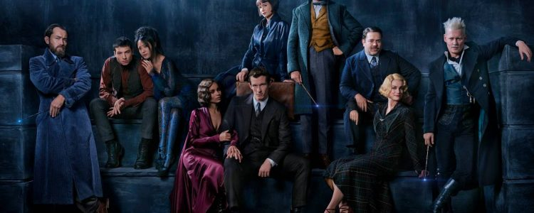 'Fantastic Beasts 2' details and cast photo revealed!